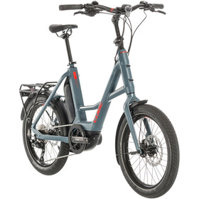 "Cube Compact Sport Hybrid 20"" blue'n'red"